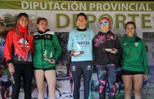 Lola Chiclana y Álvaro Aranda se imponen en el XVIII Campo a Través La Garza
