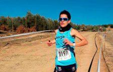 Juan Ignacio Grondona y Lola Chiclana vencen en el Campo a Través de Bailén