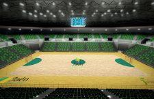La Diputación recibe del Ayuntamiento la licencia de obras para construir el 'Olivo Arena'