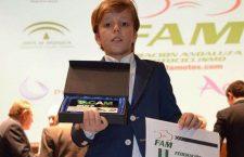 Los pilotos jiennenses tuvieron peso en la entrega de premios de la Federación Andaluza de motociclismo