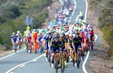El alto de Las Allanadas y Mancha Real, fin y comienzo de dos etapas en La Vuelta de Andalucía