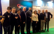 Fitur acoge la presentación de la Andalucía Bike Race, con peso en la provincia de Jaén