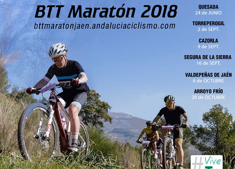 Andalucia Ciclismo Calendario.Fijadas Las Fechas Para La Copa Diputacion De Jaen Btt