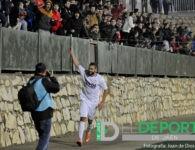 Pedro Beda firma un hat-trick en la goleada del Real Jaén al Melistar