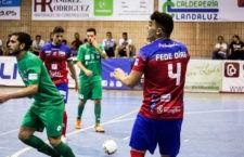 El Mengíbar FS regresa a la competición en 2018 con el duelo en casa ante el Noia Portus Apostoli