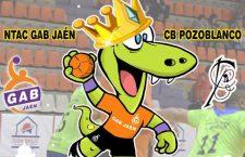 El GAB Jaén celebra este domingo su Torneo de Navidad ante el CB Pozoblanco