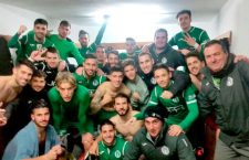 El Atlético Mancha Real no da opción al Guadix