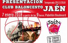 El CB Jaén celebrará el domingo su presentación oficial con una amplia remesa de actividades