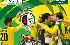 Disponibles las entradas para el Jaén FS – Segovia Futsal
