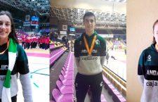 Dos platas y un bronce para los jiennenses en el Nacional de Selecciones Autonómicas de baloncesto