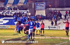 El Linares Deportivo arranca el año con una goleada al San Pedro