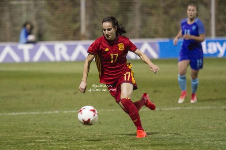 maria alharilla selección española de fútbol femenino