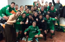 Un eficaz Atlético Mancha Real golea al Martos CD