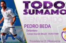 Pedro Beda firma por el Real Jaén