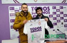 """Pedro Beda: """"Tengo mucha confianza en mi remate"""""""