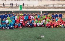 Alrededor de cien promesas del fútbol jiennense se reunieron en el XVI Memorial Quico Álvarez