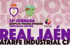 El Real Jaén-Atarfe se jugará al mediodía