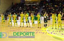El Jaén FS disputará cuatro amistosos durante el parón liguero