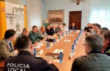 La Subdelegación informa sobre el dispositivo de seguridad para La Vuelta de Andalucía