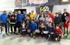Luque-Ortega y Porras-Fernández destacan en la primera cita de la FAP en Jaén