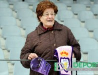 La afición en La Victoria (Real Jaén – Atlético Malagueño)