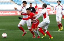 El Martos CD encaja una abultada goleada ante el Almería B