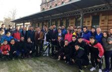 Linares acoge la presentación de la VIII Andalucía Bike Race