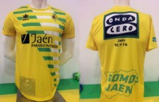 El Jaén FS pone a la venta las camisetas conmemorativas de la Copa de España 2018
