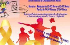 Baeza acoge este domingo la III Caminata Solidaria Contra el Cáncer Infantil