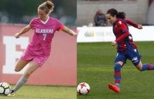 Celia Jiménez y María Alharilla vuelven a ser convocadas con la Selección Española
