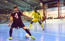 El Jaén FS celebró el 25 aniversario del Cincocina Mancha Real FS con una goleada