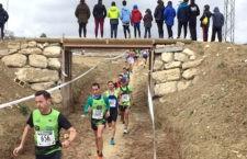 Álvaro Aranda y Cynthia Ramírez se imponen en el XXI Cross Popular 'Ciudad de Jaén'