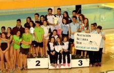 El CN Santo Reino dominó en el IV Trofeo Ciudad de Jaén