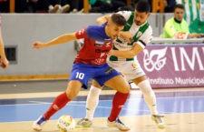 El Mengíbar FS cae en el duelo andaluz ante el Itea Córdoba
