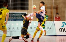 El Jaén FS toma ventaja; todo se decidirá en La Salobreja