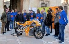 Diputación apoyará en 2018 la participación de la UJA en Motostudent, campeonato internacional de ingeniería