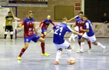 Empate a dos goles entre Mengíbar FS y Bisontes Castellón