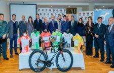 Presentada la Vuelta a Andalucía, que parará en La Guardia y Mancha Real
