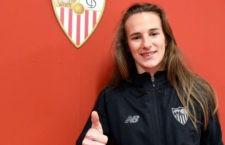 Raquel Pinel ficha por el Sevilla FC