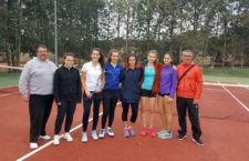 Las chicas júnior del Club Fuente del Rey de tenis jugarán los playoffs del Andaluz de liga por equipos
