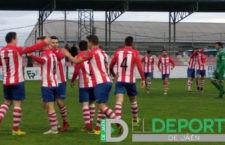 El Torredonjimeno frena la racha de victorias del Atlético Mancha Real