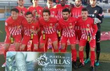 El Villacarrillo se quedó muy cerca de empatar ante el Almería B