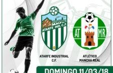 Empate sin goles entre Atarfe Industrial y Atlético Mancha Real
