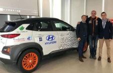 Bujarkay emprende una aventura automovilística solidaria a través del XIV Desierto de los Niños