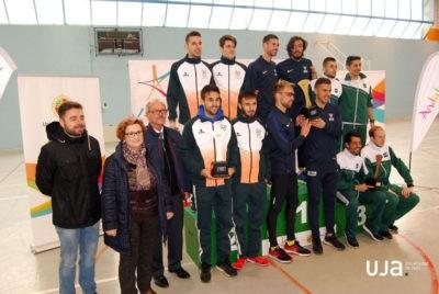 Fernando Carro y Carla Gallardo vencen en el Campeonato de España Universitario de Campo a Través en Linares