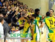 El Jaén FS no acusa la fiesta y vence al Levante con magia