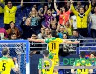 El Jaén FS solventa su primer test ante el Cartagena y se mete en semifinales