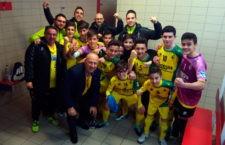 El Infantil A del Jaén FS vence en los cuartos de la Minicopa y se medirá al Barça en semifinales