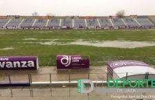 El Real Jaén – CF Motril, aplazado por las inclemencias meteorológicas