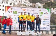 Cazorla abrió la Copa de Andalucía de Carretera Máster 2018 con su II Clásica